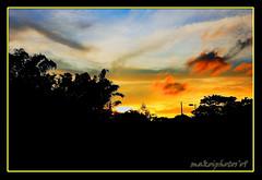 greenwoods (m a k o i ( )) Tags: sunset hdr ih lanscapes makoi d90