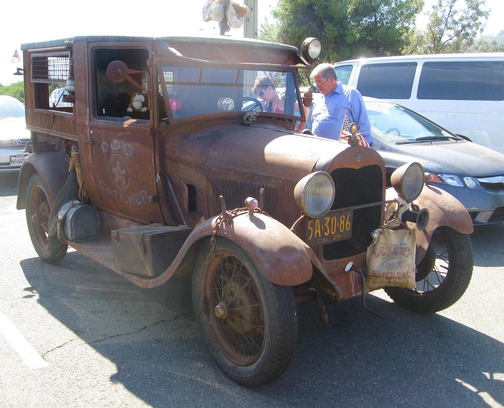 Ford 'Dog Catcher' - 1929
