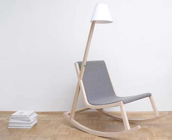 Murakami Chair van Rochus Jacob