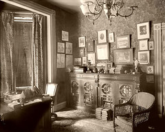 Victorian parlor 1890's (gaswizard) Tags: sanfrancisco california lighting light portrait bw art home lamp architecture vintage early movement baker post state crystal antique quality interior linden gothic towers bracket victorian double historic gas part capitol chandelier commercial repair bradley egyptian mitchell archer sconce cornelius fixture residential billiard period renaissance parlor reproduction refinishing newel vance rococo gaslight eastlake fellows starr genuine gilt revival hubbard aesthetic spelter gasolier pancoast gaslighting longwy ormolu antiquelighting gasalier gaselier