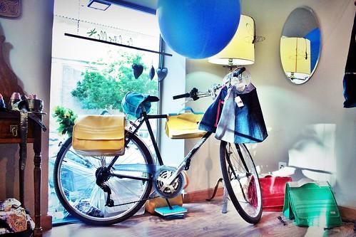 Le Libelle - La tienda: Alforjas para bici