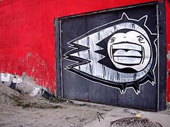 Prozak (PROZAK7) Tags: floripa art graffiti arte prozak florianopolis skateboard bomb aprendeu trowup