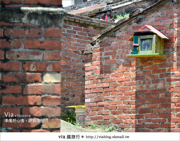 【彩繪客家村】驚豔,彩繪村!新竹竹東鎮軟橋社區尋彩趣22