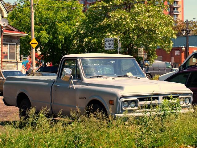 toronto ontario canada 1969 up 1971 pickup 71 1967 1970 1968 pick 69 ck 1972 70 72 1500 gmc 67 68 worldcars