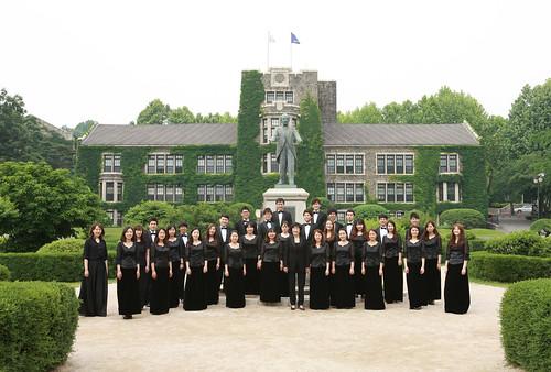 Corea - Yonsei University Concert Choir