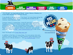 Yes Pecan from Ben and Jerry's is the DIFF - so says the Quicken Loans blog