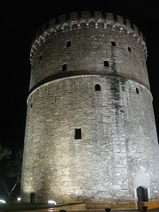 The White Tower, Thessaloniki, Greece (Tilemahos Efthimiadis) Tags: white tower hellas greece macedonia thessaloniki 50views whitetower openstreetmap makedonia      osm:way=140156303 address:country=greece address:city=thessaloniki