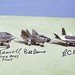 LIFTING BODY / CECIL POWELL & BILL DANA & PETER HOAG / NASA TEST PILOTS