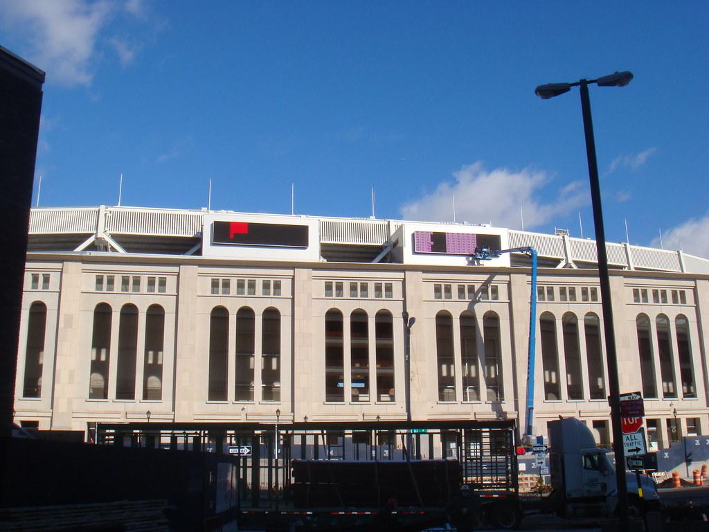 Nuevo Yankee Stadium (2009) - Página 3 3183258039_5b04ace272_b
