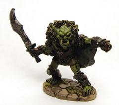 Goblin Commander (ferroscience) Tags: miniatures dragons minis dungeons dnd