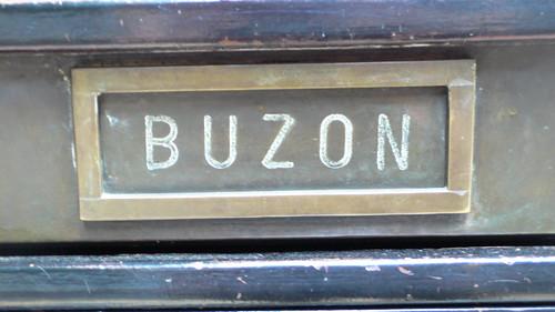 Buzon (by devinleedrew)