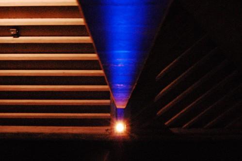 london southbank at night