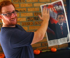 High Five for oBAMa!