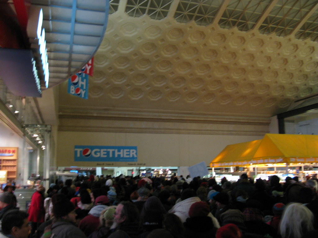 2009 01 20 - 0851 - Washington DC - Union Station