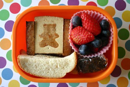 Preschooler Bento #130: Janary 23, 2008