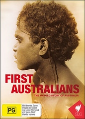 First Australian Cover