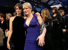 Penelope Cruz y Kate Winslet