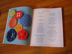 Button It Up - table of contents