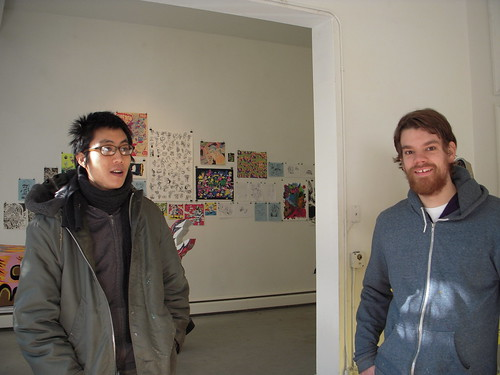 Jason Hsu and Chris Kline