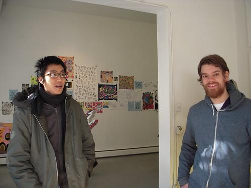 Jason Hsu and Chris Kline
