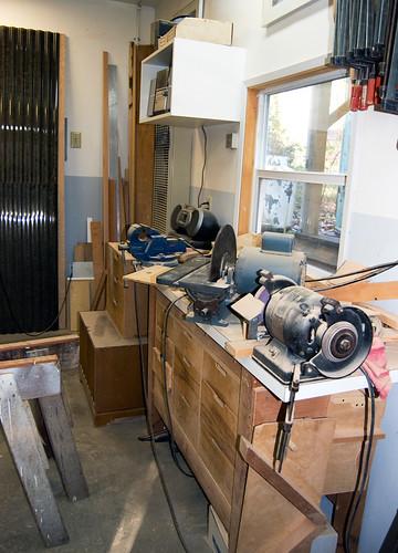 Wood Working Shop
