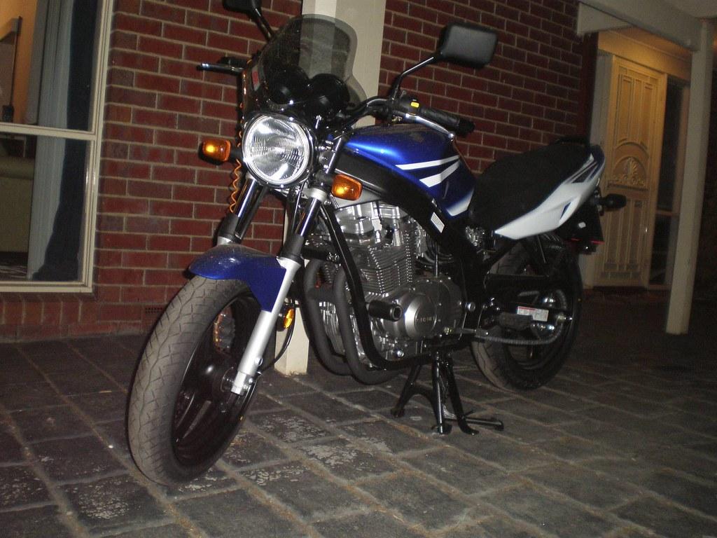 My Suzuki GS500
