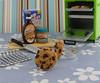 Yippee! (Shay Aaron) Tags: food cake bread miniature cookie oven chocolate salt stove bakery chip syrup minifood peanutbutter crunch dollhouse עוגה טבעת אוכל שוקולד מזון שרשרת תפוז clayfood עוגיה שוקולדציפס שימלאכתיד מיניאטורי קראנצ