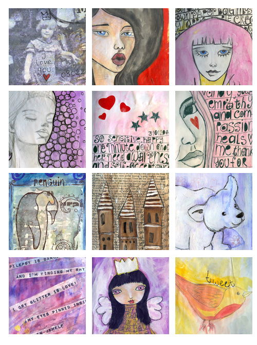 art journal summary