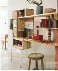 clever drawers (shellsbells2007) Tags: wood inspiration magazine design interior storage recycle decor ideas shelves repurpose upcycle marieclairemagazine