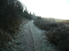 Frost pocket (Worthing Wanderer) Tags: downs sussex walk