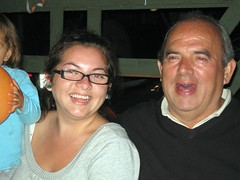 Silvia and Juan Miranda