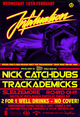 trackademicks record release party