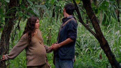 Melissa Farman embarazada Lost