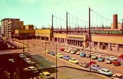 Zuidstation (anno .. '58?)