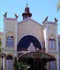 Central Railway Station, Recife (Paul Barnett UK / Brazil) Tags: brazil recife centralrailwaystation