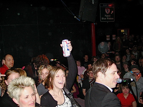 Airborne Toxic Event in Minneapolis 2/27/09 @ Triple Rock