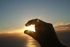 touch the sun (allykate78) Tags: light lighthouse house sunrise byronbay capebyron