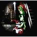 "BATMAN : Drew Barrymore as ""Harley Quinn"" & Cameron Diaz as ""Poison Ivy"""