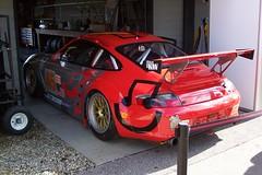 45 Flying Lizard Motorsports Porsche 911 GT3 RSR (capsfan1222) Tags: race racecar racing porsche gt2 porsche911 alms imsa americanlemansseries midohio flyinglizardmotorsports flyinglizard porsche911gt3rsr midohiosportscarcourse wolfhenzler johannesvanoverbeek