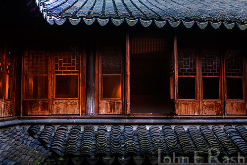 Old Street Museum, Suzhou China 苏州老街博物馆