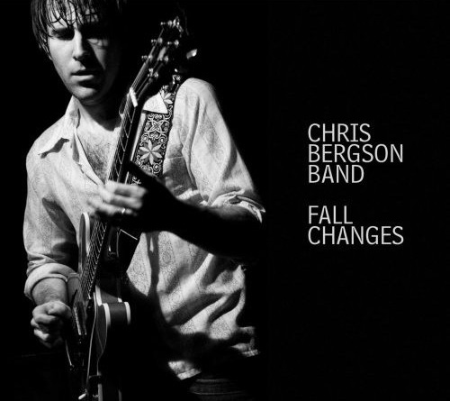 Chris Bergson Band - Fall Changes (CD)