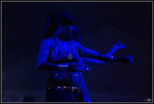 Hilal Belly Dancers, Transitarte 2009