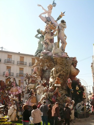 Fallas de Valencia  2009 por calafellvalo.