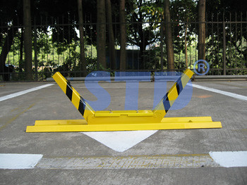 STD98LE-9Intelligent parking lock  remote control car parking lock by xinkdte8