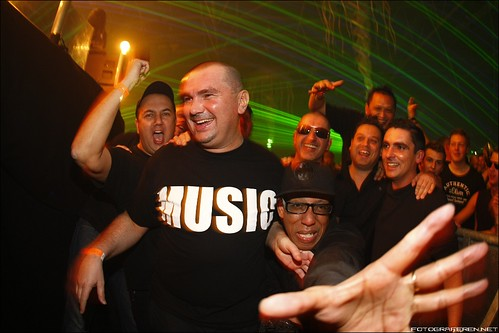 BLACK in Time Yves de Ruyter, Bountyhunter, The Prophet, Darkraver, Gizmo, Dj Rob & Mc Joe, Dj Kristof, Yves