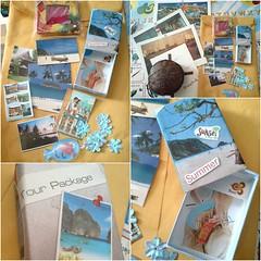 tourist matchbox : sent (monkeycatt) Tags: sea thailand coconut tourist matchbox swapbot