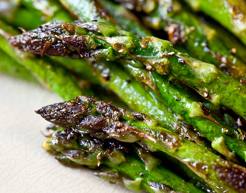 Seared Asparagus