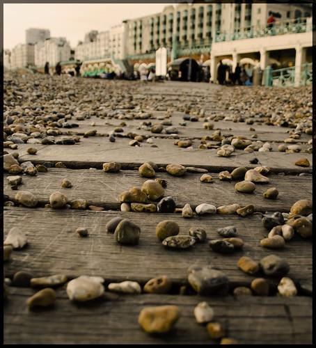Stone, Plank, Path