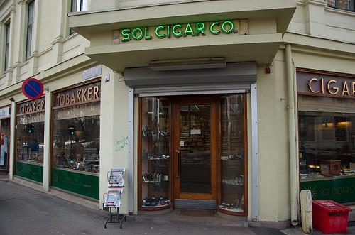 Sol Cigar Co