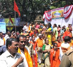 Gudi Padwa - Shobha Yatra (Preshit) Tags: festival culture tradition malad marathi gudipadwa shobhayatra dineshrao
